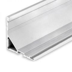 LED Eckprofil CORNER20 Aluminium eloxiert, 200cm