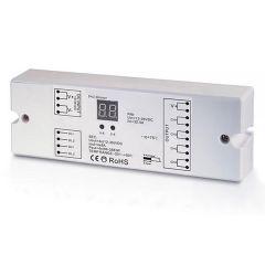 DALI DT6 1 oder 4 Adressen PWM-Dimmer, 1 oder 4 Kanal, 12-36V 4x8A, 48V 4x4A
