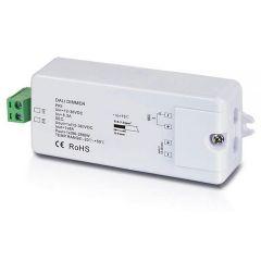 DALI 1 Adresse PWM-Dimmer 12-36V, 1 Kanal, 12-36V 8A, 48V 4A
