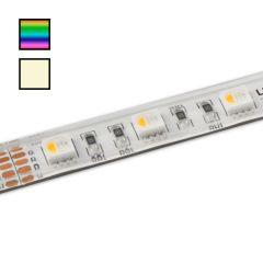 LED-Flexmodul 11,5 Proof 85, 24V, IP67, 900lm/m, 18W/m, RGB+2700K, 5m