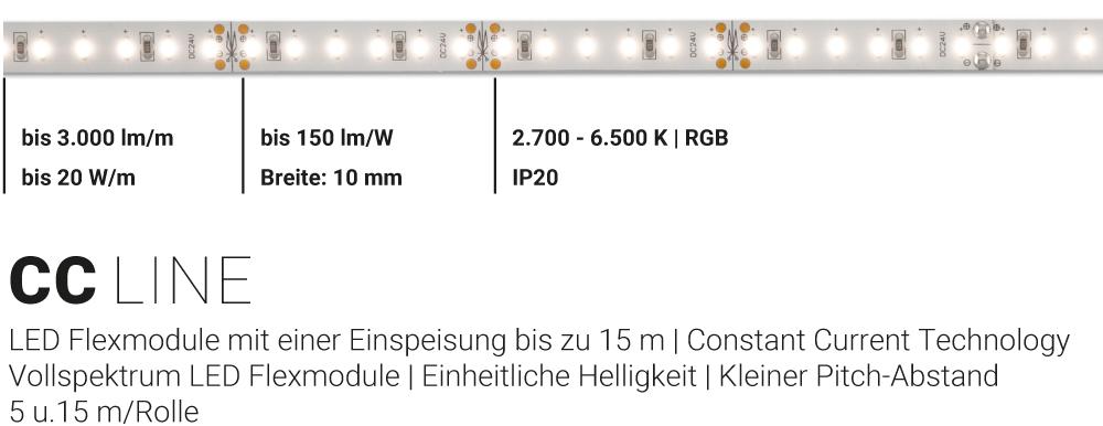 LED Flexmodul CC Line