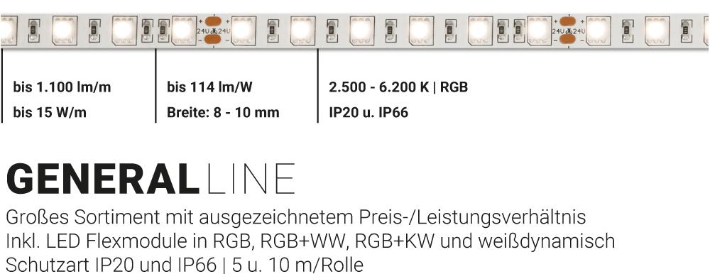 LED Flexmodul GENERAL Line