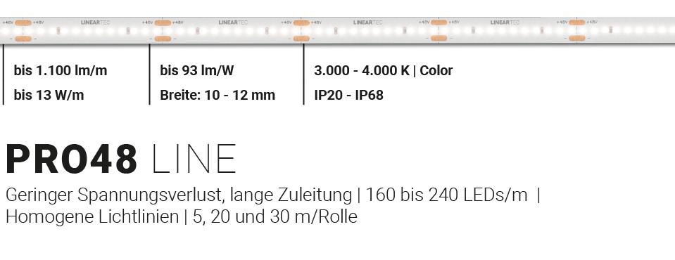 LED Flexmodul PRO48 Line