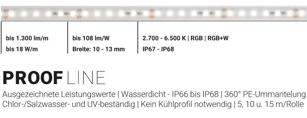 LED Flexmodul PROOF Line