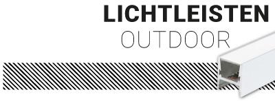 Lichtleisten Outdoor