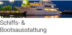 Schiffs- & Bootsaustattung